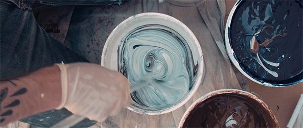 Jagel Mixing Pigments