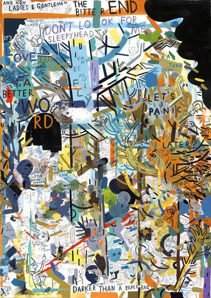 """""""Western Civilization"""" Jason Jagel, 2012"""